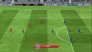 Fifa 11: Epic Long Shot - Franck Ribery - 30+ Yards