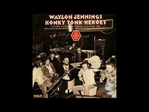 Waylon Jennings  Honky Tonk Heroes 1999 Bonus Track CD