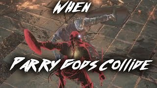 When Parry Gods Collide - Dark Souls 3