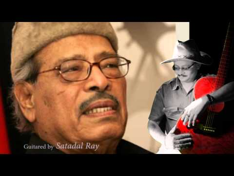 Guitarist Satadal Ray pays tribute to MANNA DEY