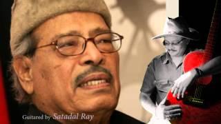 Guitarist Satadal Ray pays tribute to MANNA DEY