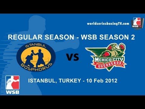 Istanbul vs Mexico City - Week 9 WSB Season 2