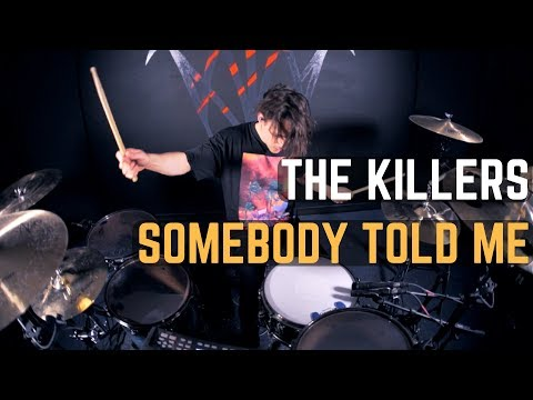 The Killers - Somebody Told Me | Matt McGuire Drum Cover