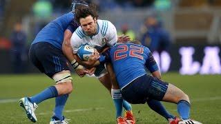Italie v France - Résumé complet du match - 15 Mars 2015