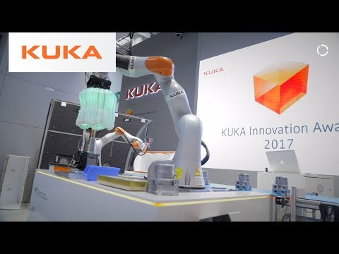 KUKA Innovation Award 2017 - Connecting Industry and Academia