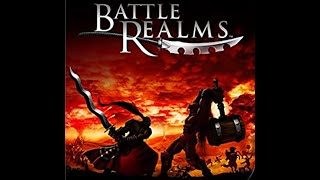 Gameplay - Battle Realms (PC).