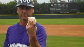 How To Throw A Cut-Fastball -- Coach Mazey Baseball Tips