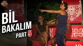 Bil Bakalım 5. Part   30. Bölüm   Survivor Türkiye - Yunanistan