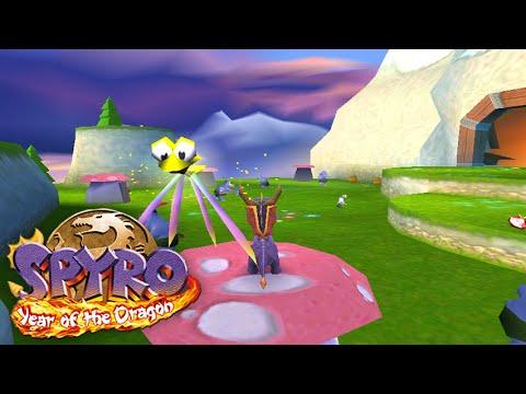 Spyro 3: Year of the Dragon Hack - Play as Spyro in Sheila's Alp