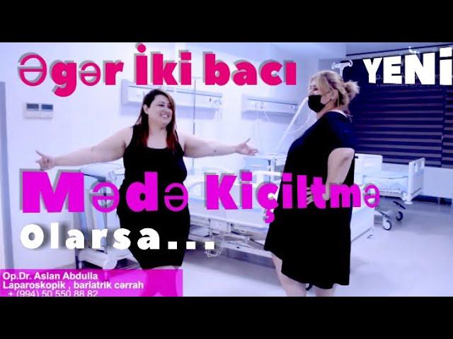 """""""İki Bacı - Bir Qərar"""" -Mədəkiçiltmə 2-ci hissə Arzu xanım"""