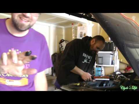 CL27 1998 710 Durango Power Steering pump Change out!!