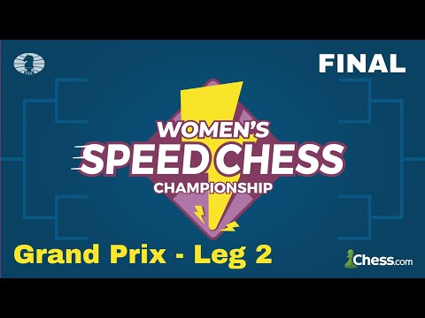Women's Speed Chess Championship | Leg 2 - Third Place and Final