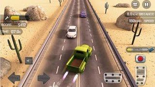 Race the Traffic Nitro - Android Gameplay HD screenshot 2