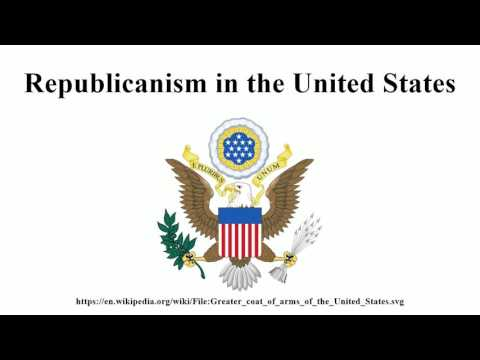 Republicanism in the United States