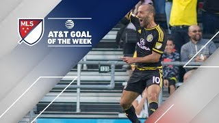 AT&T Goal of the Week | Vote for the Top Goals (Wk 10) thumbnail