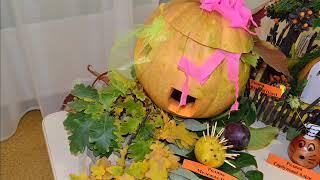 Красивые композиции из овощей, фруктов и природного материала