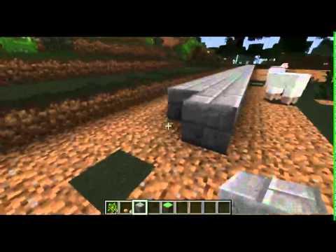 Как строить город в Minecraft часть 1