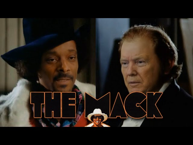 Snoop Dogg and Donald Trump Get Really Angry In The Mack