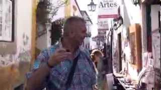 Город  Обидуш (Óbidos). Португалия от www.yalta-rr.com(Город Обидуш (Óbidos). Португалия., 2013-11-09T14:25:25.000Z)
