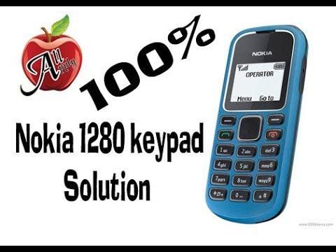 Nokia 1280 Keypad Ic Jumper Solution
