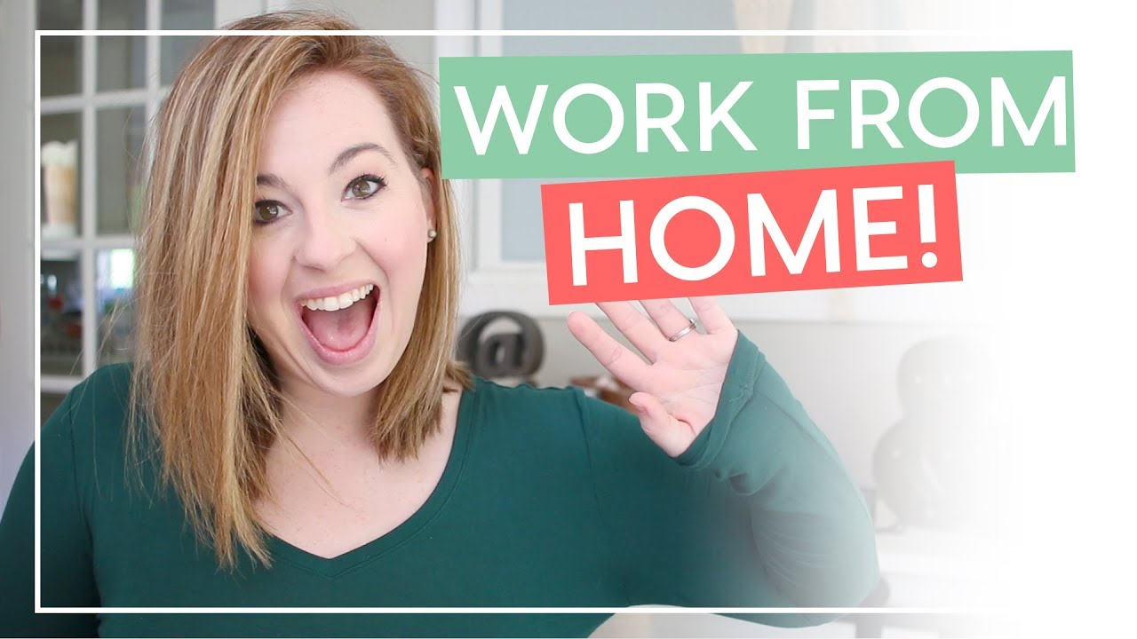 Work From Home 10 Business Ideas To