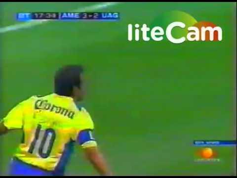 Cuauhtémoc Blanco Bravo Gol en la final de vuelta vs Tecos
