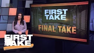 Molly Qerim calls NFL's drug policy hypocratic and archaic | Final Take | First Take | ESPN