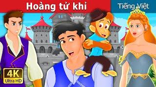 Hoàng tử khỉ | Pet becomes the Prince in Vietnam | Truyện cổ tích việt nam