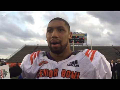 K-State's Jordan Willis Talks About His Fit In The NFL As A 4-3 End