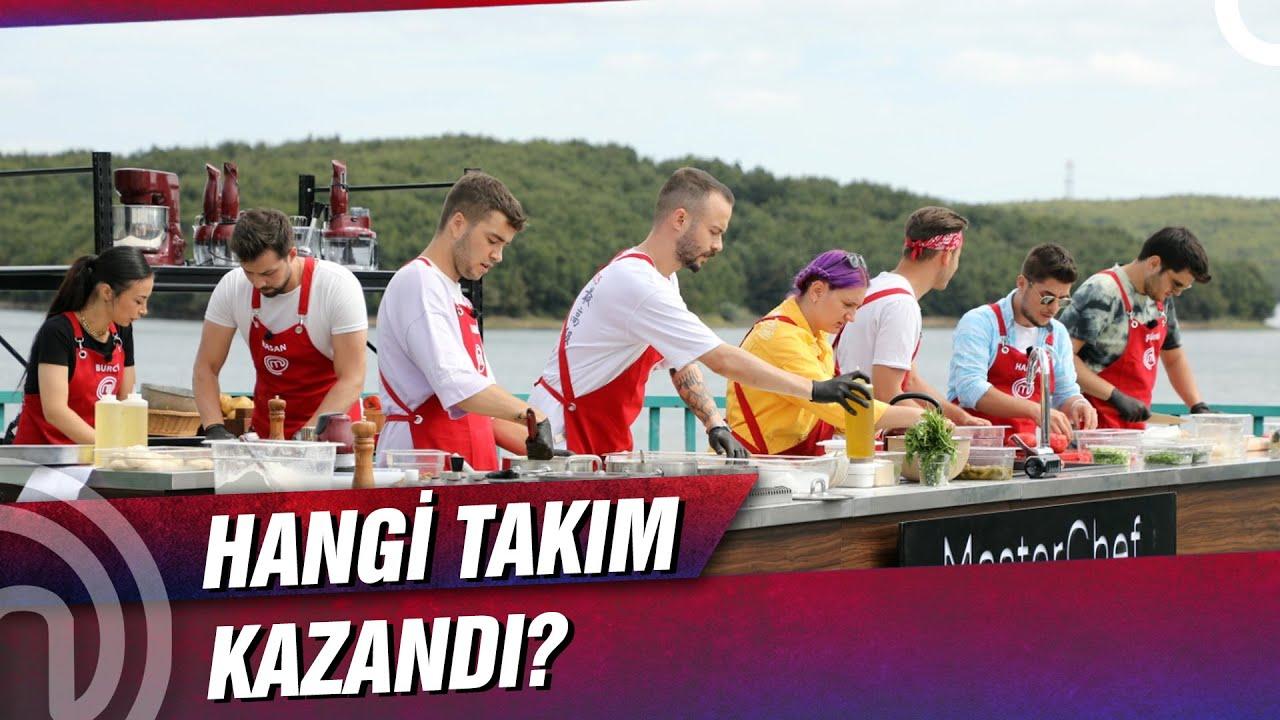 Takım Oyununu Kim Kazandı? | MasterChef Türkiye 70. Bölüm