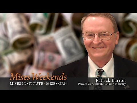 Patrick Barron: Negative Interest Rates Demystified