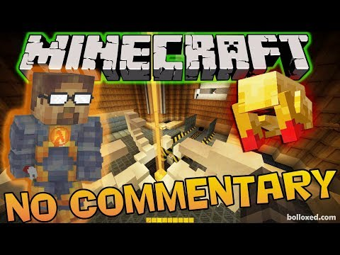 Half-Life in Minecraft - Complete Game 【NO Commentary】