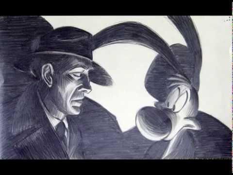 "Early unmade version of ""Who Framed Roger Rabbit"" [Paul Reubens, Darrell Van Citters, Disney 1983]"
