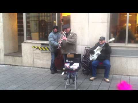 Bratislava street jazz