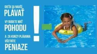 Koleso na plávanie pre deti SWIMTRAINER