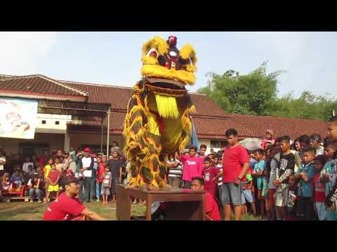 Barongsay Ebeg Satria Panumbang dan Wahyu Turonggo Kembar