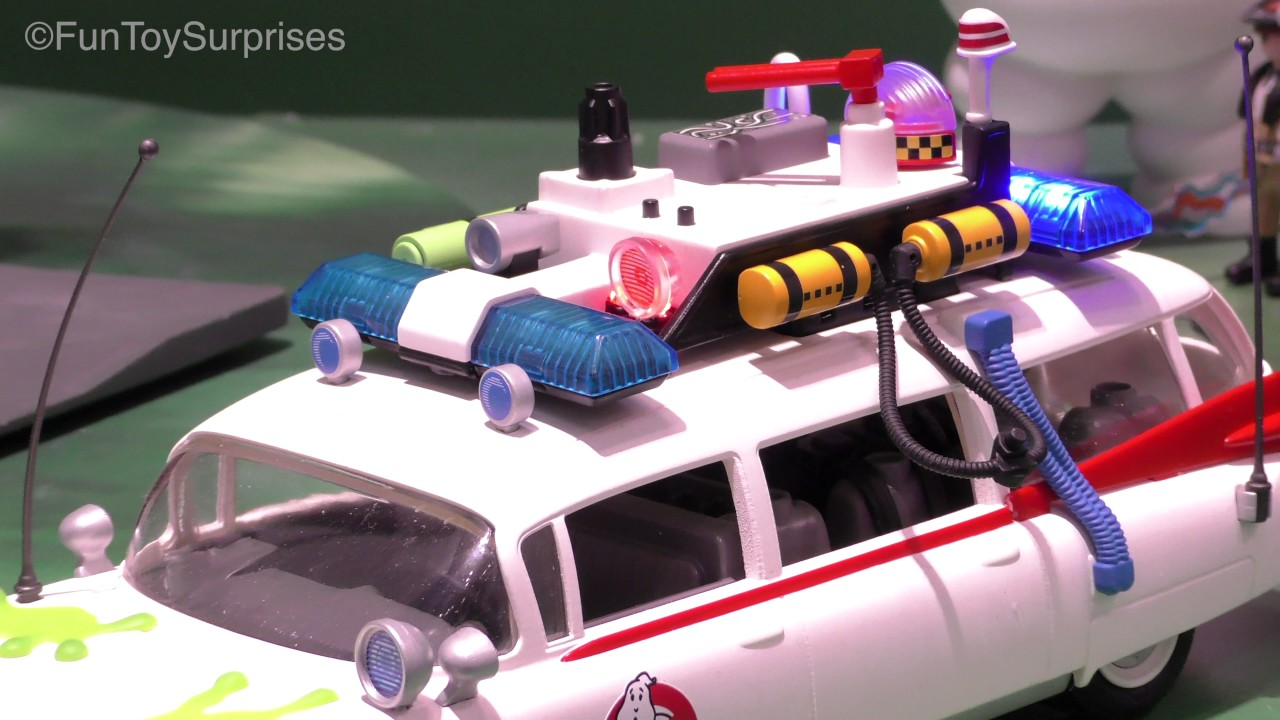 New Ghostbusters Playmobil Coming May 2017 First Look New