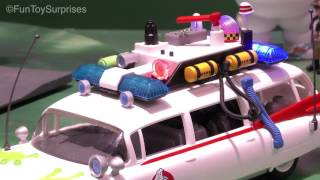 New! Ghostbusters Playmobil Coming May 2017 First Look New York Toy Fair