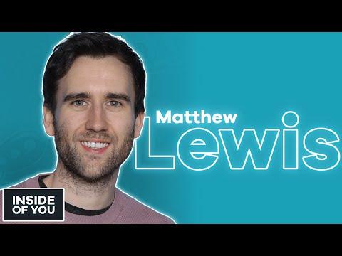 Matthew Lewis: Harry Potter, Defense Mechanisms, & Comfort (2021) Inside of You Podcast #harrypotter