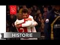 Ruime overwinningen Ajax - Sparta