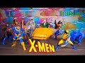 AWESOME X-Men Animated Figures! Kotobukiya X‐Men '92 Collection Set!