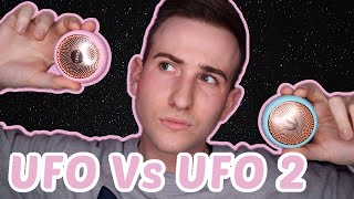 Foreo UFO vs UFO 2 mask comparison, main difference, test, honest review and verdict worth it?