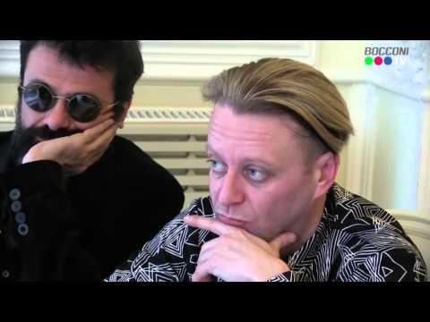 Intervista Bluvertigo - Sanremo 2016