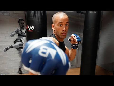 25 Minute Shadow Boxing Workout
