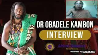 Time to leave America #African diaspora newsChannel Dr obadele kambon