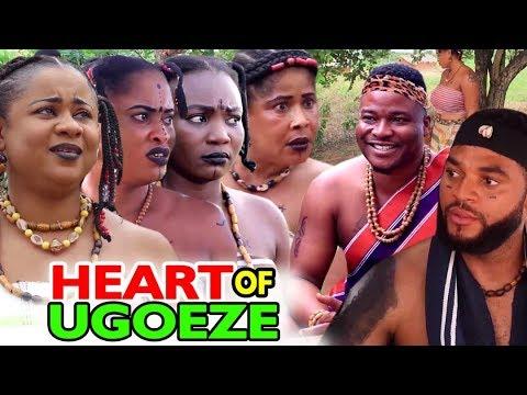 "Download HEART OF UGOEZE SEASON 1&2 ""FULL MOVIE"" - (Uju Okoli) 2020 Latest Nigerian Nollywood Epic Movie"