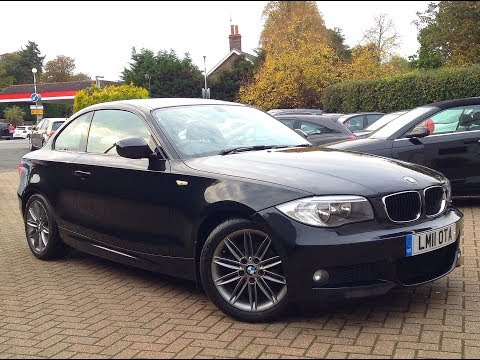 BMW 1 Series 2.0 120d M Sport for Sale at CMC-Cars, Near Brighton, Sussex