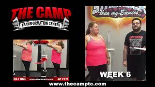 McKinney TX Fitness 6 Week Challenge Results -Sylvia V