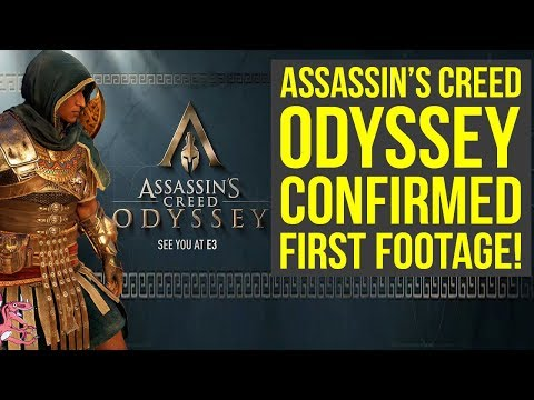 Assassin's Creed Odyssey Teaser REVEALED - New Game Coming At E3 2018 (Assassin's Creed 2018) thumbnail