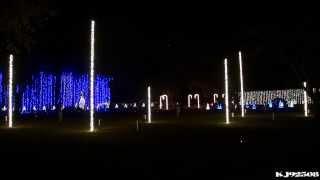 Christmas Light Show 2013 - Amazing Grace (Nashville, TN)